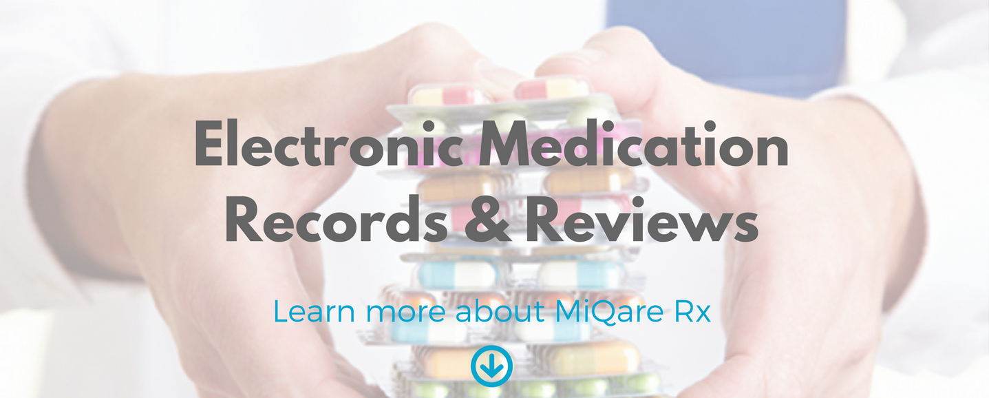 Electronic Medication Records Reviews